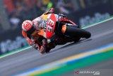 (FOTO) Gesitnya Marquez saat berjaya di MotoGP Prancis
