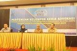 BKKBN Sultra gelar pertemuan kelompok kerja advokasi