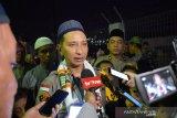 Kapolres Banggai diwawancara jurnalis