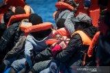 Perahu migran tenggelam di Italia, sembilan orang tewas