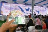 Realisasi penukaran uang di kantor Gubernur Riau capai Rp10 miliar, begini penjelasannya