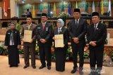 Pemprov Riau pertahankan opini WTP ke 7 dari BPK RI