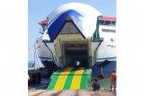 Lonjakan penumpang mulai terjadi di Pelabuhan Bahaur
