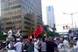 Amien Rais sebut kerusuhan merusak anyaman demokrasi