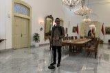 Jokowi minta AHY untuk menjadi jembatan komunikasi dengan SBY