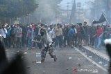 Kronologi aksi massa, 58 provokator ditangkap