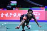 Indonesia tertinggal 0-2 dari Denmark