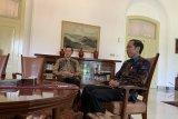 Presiden Jokowi pilih berkantor di Istana Kepresidenan Bogor