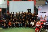 Nonton bareng MotoGP dan community gatering Honda Anper