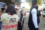 Tim media ACT bawa dua korban peluru karet ke RS Pelni Petamburan