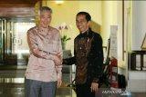 Presiden dan PM Singapura ucapkan selamat ke Jokowi