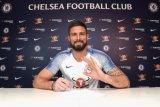 Giroud cocok dibesut Frank Lampard
