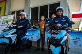 Fasilitas pengisian BBM tol trans Jawa