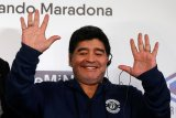 Petualangan seks dan kokain sang Maradona