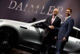 Indeks DAX-30 Jerman ditutup naik 0,20 persen