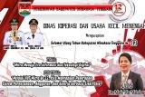 Dinas Koperasi dan UKM HUT Mitra ke-12
