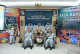 Jasa Raharja Kalteng-Pelni siapkan satu kapal angkut ratusan pemudik