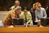 Menlu RI Retno Marsudi sampaikan tiga hal penting atasi masalah Palestina