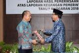 Pemkab Kapuas raih ketiga kalinya opini WTP dari BPK RI