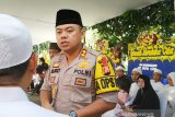 Pemakaman Ustadz Arifin Ilham dikawal ratusan polisi