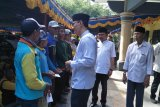 Sebanyak 1.426 petugas kebersihan Mataram dapat santuan Ramadhan