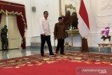 BJ Habibie diundang Jokowi ke Istana Merdeka