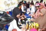 Pasar Murah Ramadhan Kendari diserbu warga