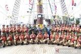 Danlantamal VI sambut peserta Lattek Navigasi AAL Dewaruci