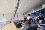 Menteri Rini jajal arena kejuaraan boling internasional