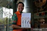 Tersangka kasus suap Romahurmuziy ucapkan selamat kepada Jokowi