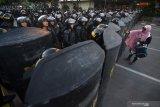 PCNU Pesawaran minta kepolisian proses pelaku perusakan pada aksi 22 Mei
