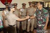 Taruna AAL Korps Pelaut belajar soal teritorial di Kodam XIV Hasanuddin