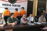 Puluhan tersangka ricuh 22 Mei diduga berafiliasi ISIS diperiksa polisi