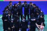 Kandas di Piala Sudirman, kontingen Indonesia dievaluasi