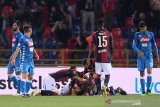 Napoli telan kekalahan di markas Bologna pada laga penutupan