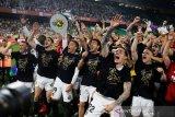 Valencia angkat trofi Piala Raja dengan jungkalkan Barcelona