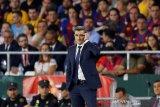 Pelatih Barcelona Valverde di ujung tanduk