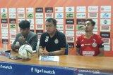 Semen Padang pasang strategi bertahan saat tahan imbang PSS
