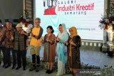 Kota Lama Semarang dilengkapi Galeri Industri Kreatif