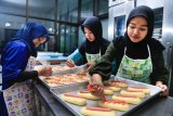 Mahasiswa UMM ciptakan roti berbahan okra bagi penderita diabetes mellitus