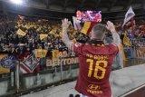Roma kalahkan Parma 2-1 laga pamungkas De Rossi