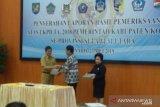 LKPD Pemkot Manado mendapat opini WTP