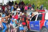 40 napi tewas dicekik dalam bentrokan di Brazil
