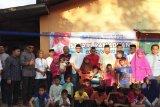 PDAM Kota Makassar sambangi panti asuhan pada Safari Ramadhan