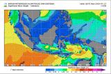 BMKG : Lampung berpotensi hujan lokal