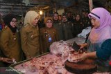 Harga sembako di Palembang masih terkendali