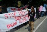 Dinsos bantu pemulihan trauma mahasiswi korban pelecehan seksual oleh oknum dosen Universitas Palangka Raya