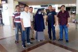 Polwan terindikasi radikalisme diamankan Polda Jatim di Bandara Juanda
