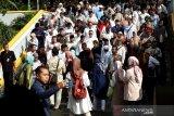 Prabowo Subianto ziarah ke makam Presiden Soeharto