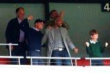 Pangeran William bahagia Villa kembali ke Liga Premier